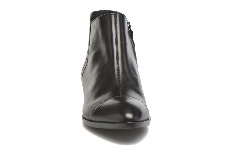 Stiefeletten & Boots Geox D LOVER B D640CB schwarz schuhe getragen