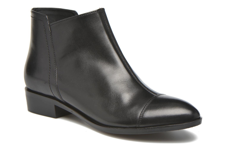 Stiefeletten & Boots Geox D LOVER B D640CB schwarz detaillierte ansicht/modell