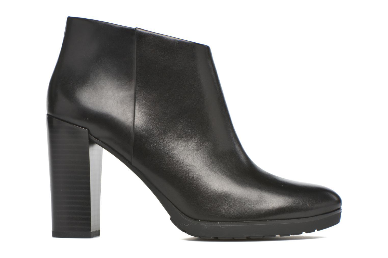 Stiefeletten & Boots Geox D RAPHAL B D643AB schwarz ansicht von hinten