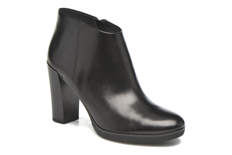 Stiefeletten & Boots Geox D RAPHAL B D643AB schwarz detaillierte ansicht/modell