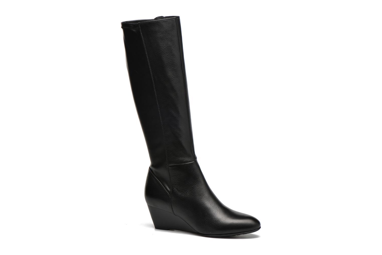 Boots & wellies Geox D VENERE B D64P8B Black detailed view/ Pair view