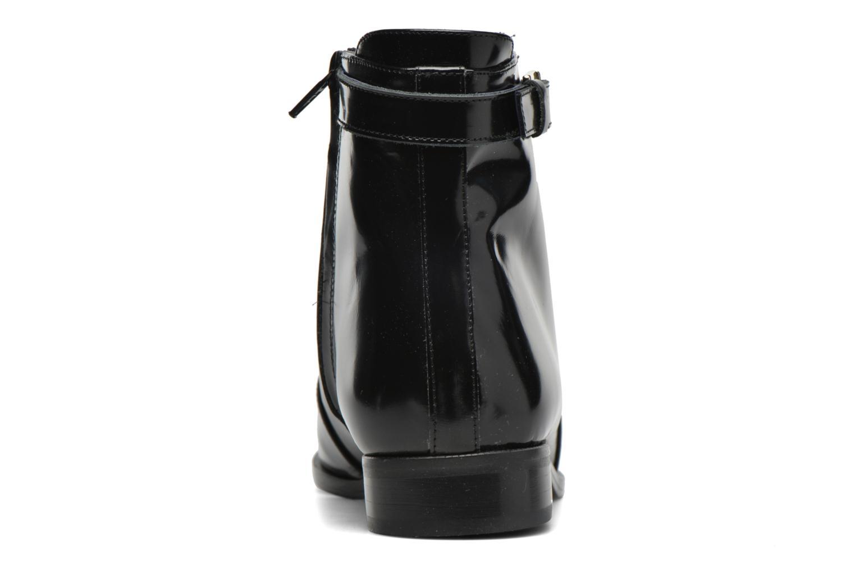Bottines et boots Anaki Bérénice Noir vue droite