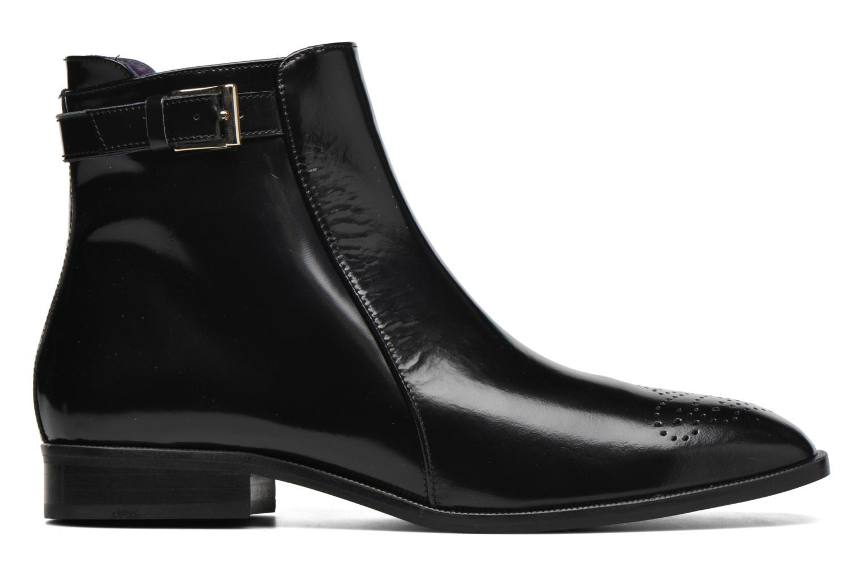 Bottines et boots Anaki Bérénice Noir vue derrière