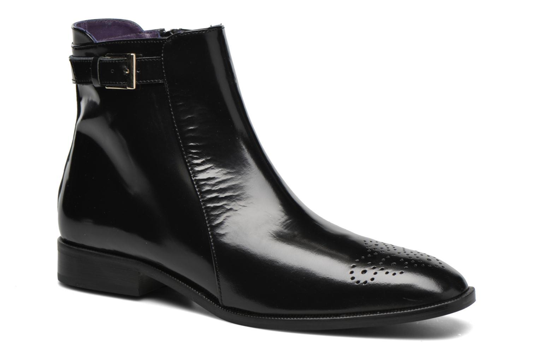 Bottines et boots Anaki Bérénice Noir vue détail/paire