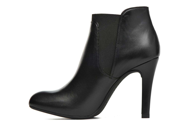 Bottines et boots Unisa Peman Noir vue face