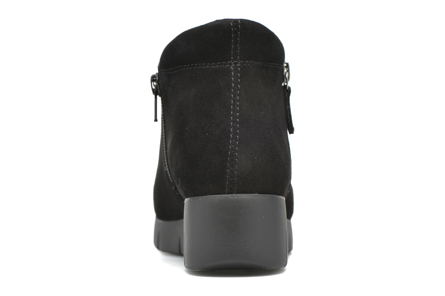 Fellas Kid Suede Black