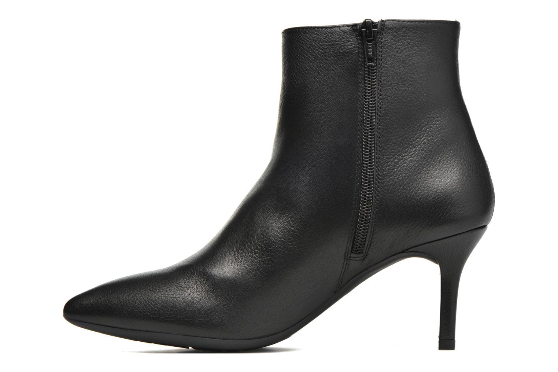 Bottines et boots Unisa Kirova Noir vue face