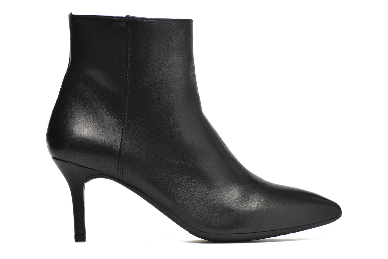 Bottines et boots Unisa Kirova Noir vue derrière