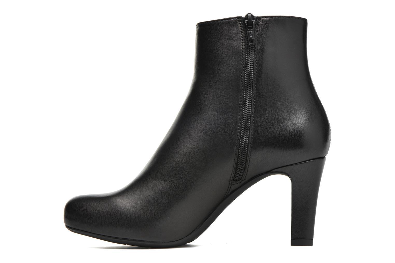 Ankle boots Unisa Niza Black front view
