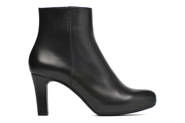 Ankle boots Unisa Niza Black back view