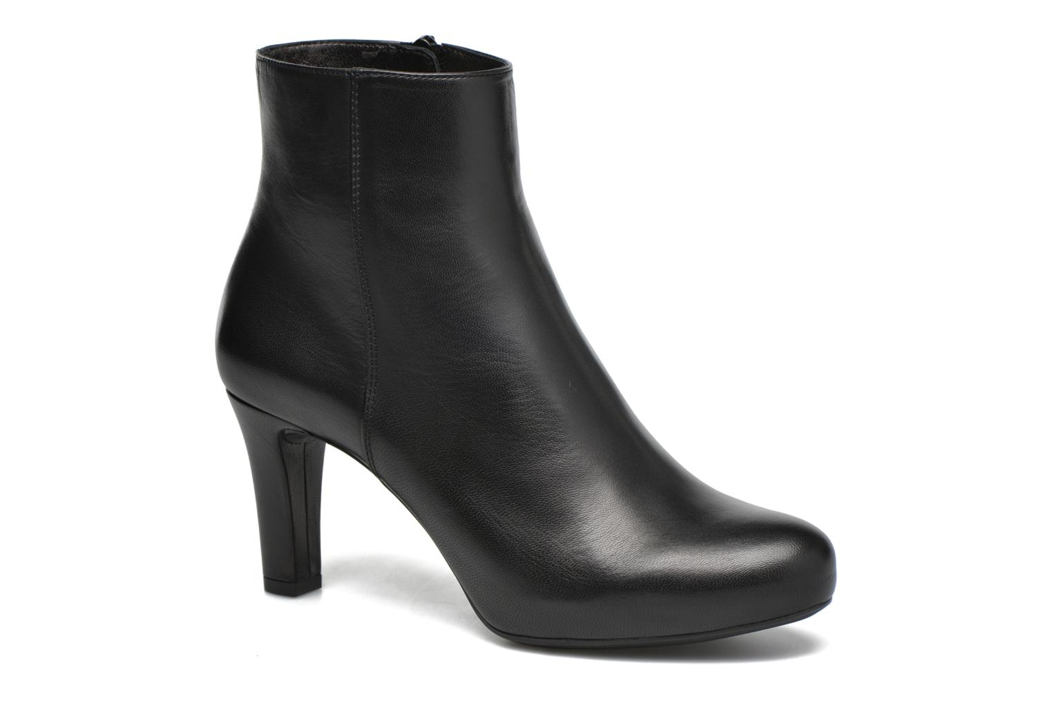 Ankle boots Unisa Niza Black detailed view/ Pair view