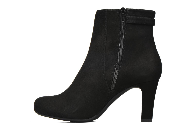 Bottines et boots Unisa Nave Noir vue face