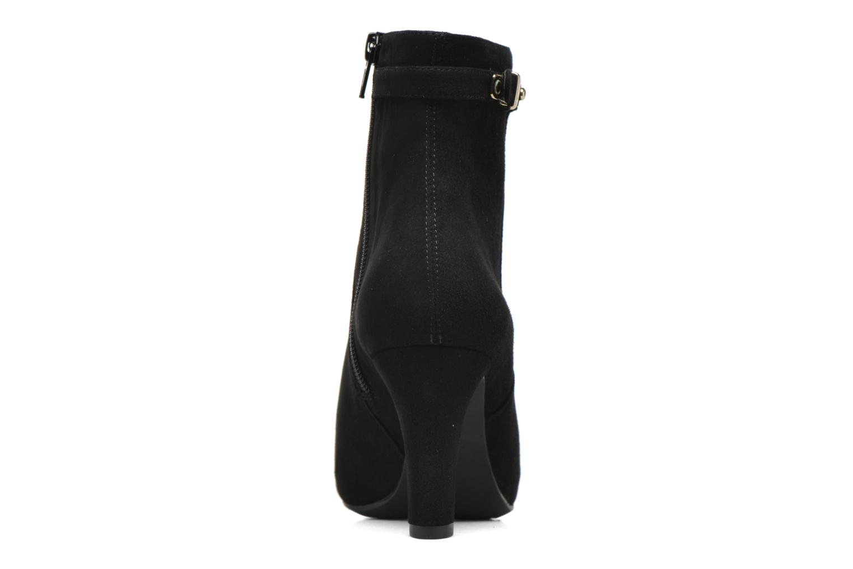 Bottines et boots Unisa Nave Noir vue droite