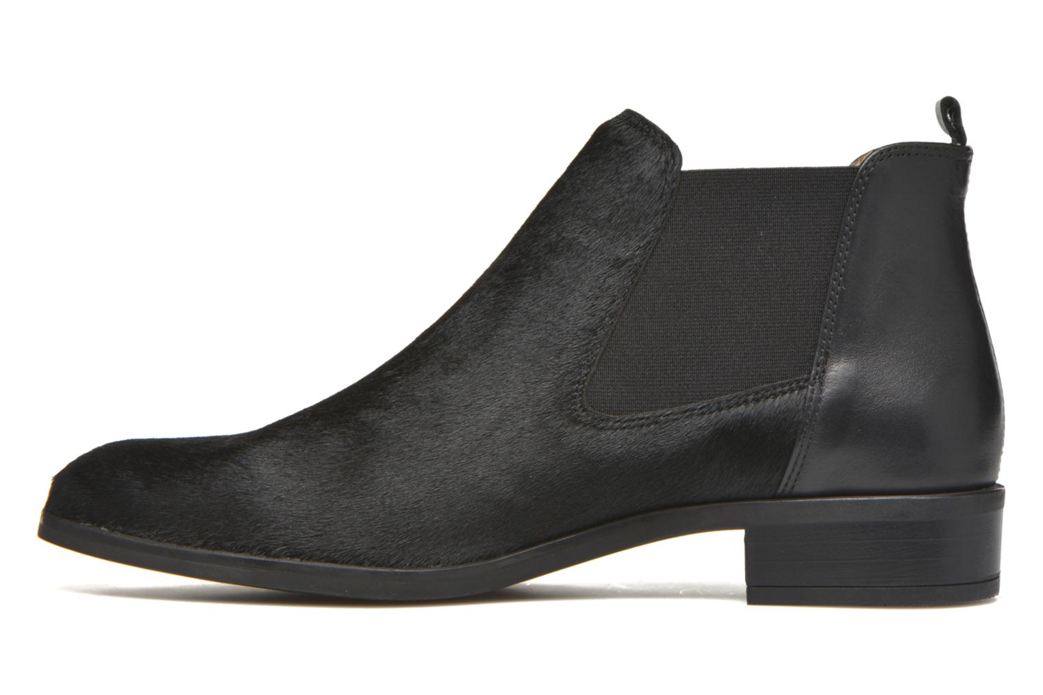 Ankle boots Unisa Baiso Black front view