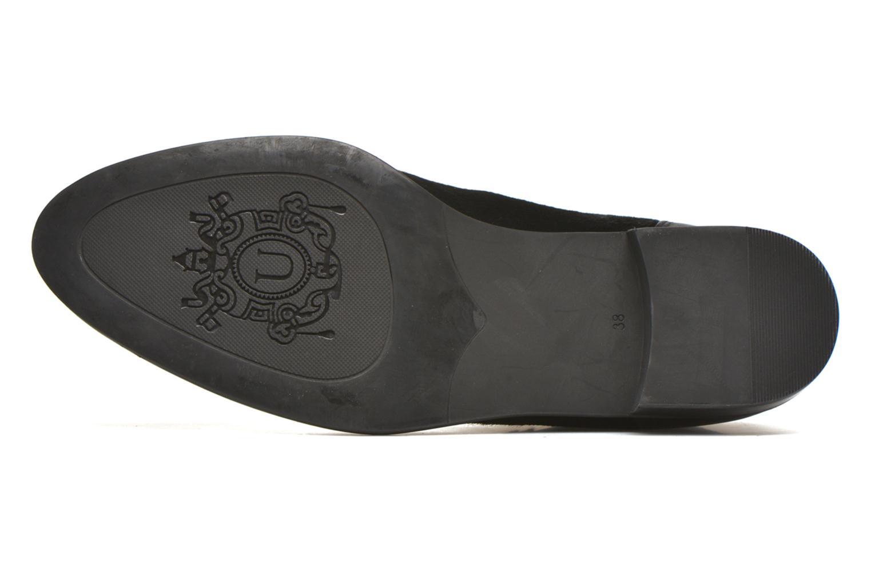 Bottines et boots Unisa Baiso Noir vue haut