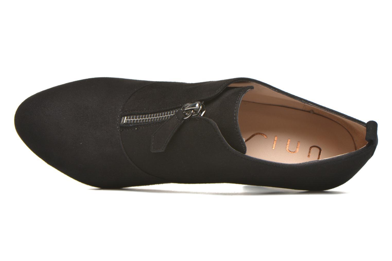 Stiefeletten & Boots Unisa Pachi schwarz ansicht von links
