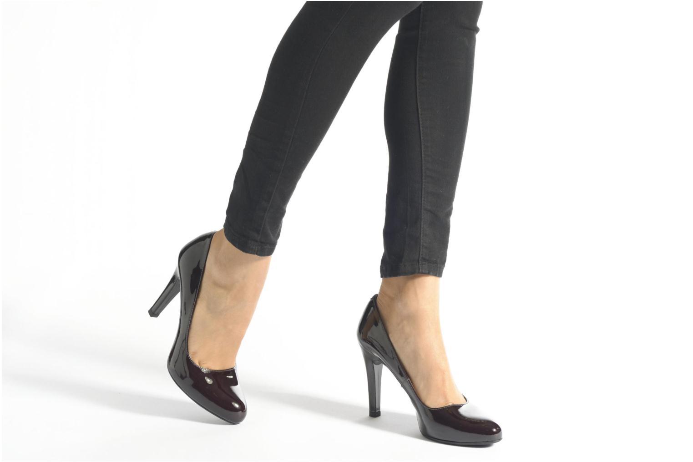 Zapatos de tacón Unisa Patty Multicolor vista de abajo