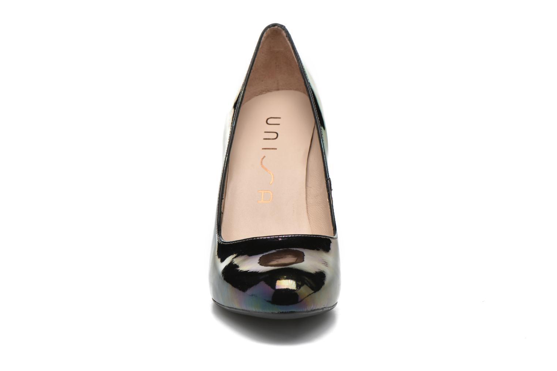 Escarpins Unisa Patty Multicolore vue portées chaussures