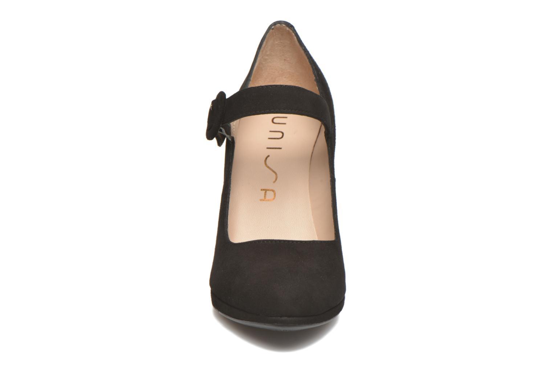 Zapatos de tacón Unisa Pacos Negro vista del modelo