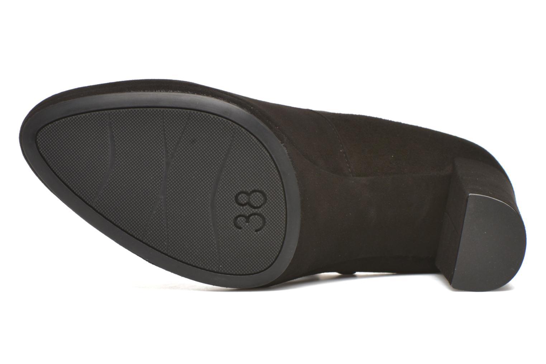 Zapatos de tacón Unisa Pacos Negro vista de arriba