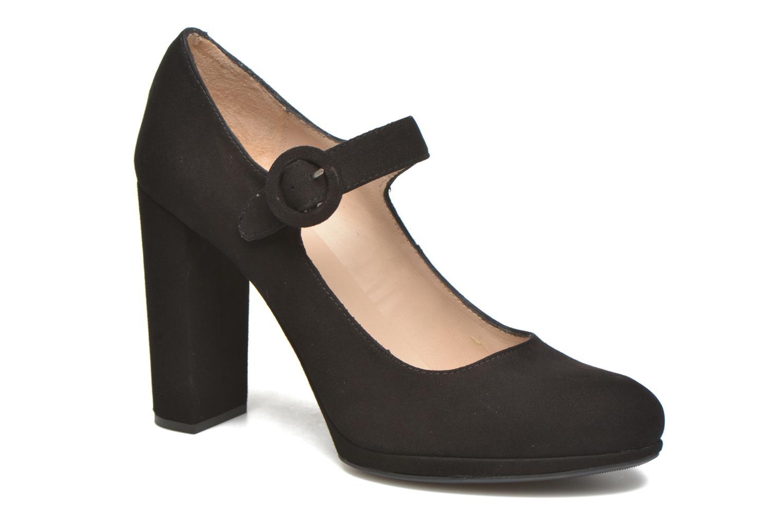Zapatos de tacón Unisa Pacos Negro vista de detalle / par