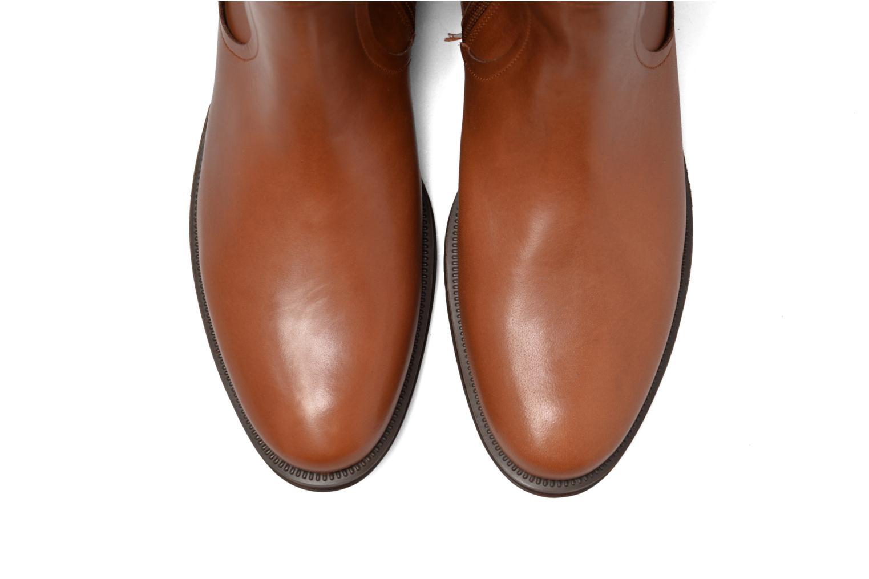 Bottes Made by SARENZA Boots Camp #15 Marron vue portées chaussures