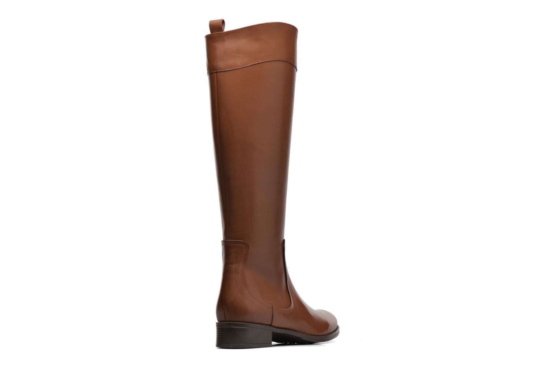 Stiefel Made by SARENZA Boots Camp #15 braun ansicht von vorne