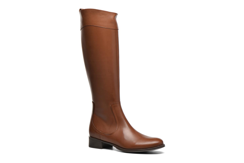 Stiefel Made by SARENZA Boots Camp #15 braun ansicht von rechts