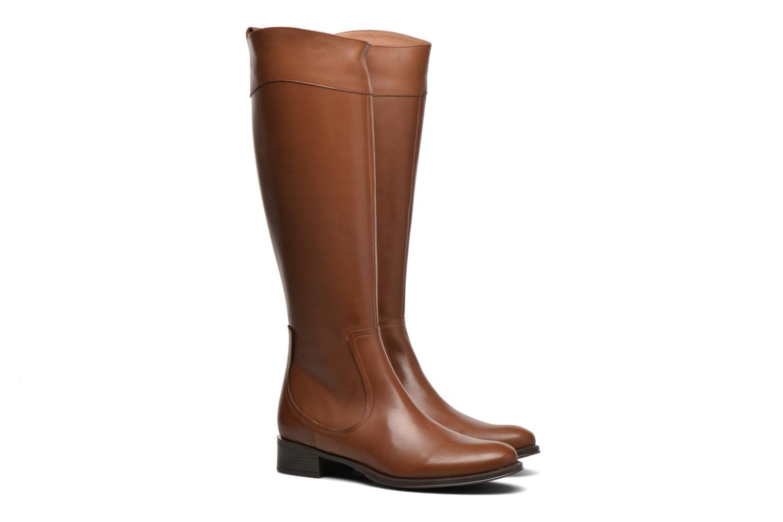 Stiefel Made by SARENZA Boots Camp #15 braun ansicht von hinten