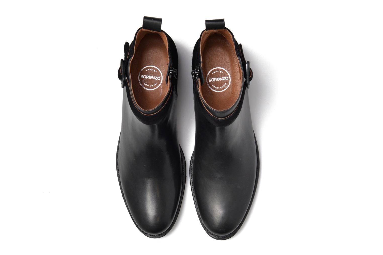 Bottines et boots Made by SARENZA West Mister #11 Noir vue portées chaussures