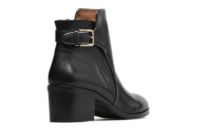 Bottines et boots Made by SARENZA See Ya Topanga #3 Noir vue face