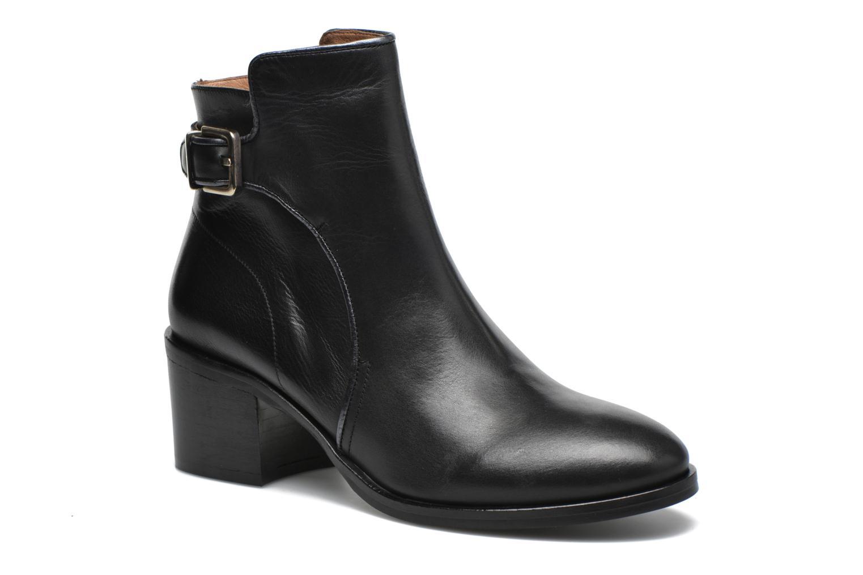 Bottines et boots Made by SARENZA See Ya Topanga #3 Noir vue droite