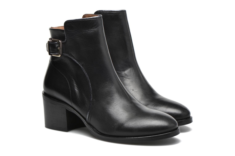 Bottines et boots Made by SARENZA See Ya Topanga #3 Noir vue derrière