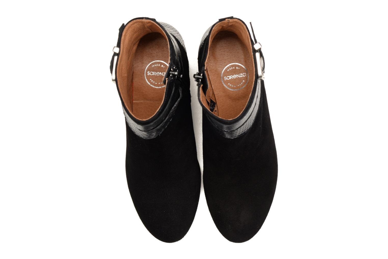 Stiefeletten & Boots Made by SARENZA See Ya Topanga #11 schwarz schuhe getragen