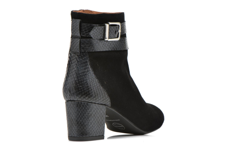 Stiefeletten & Boots Made by SARENZA See Ya Topanga #11 schwarz ansicht von vorne