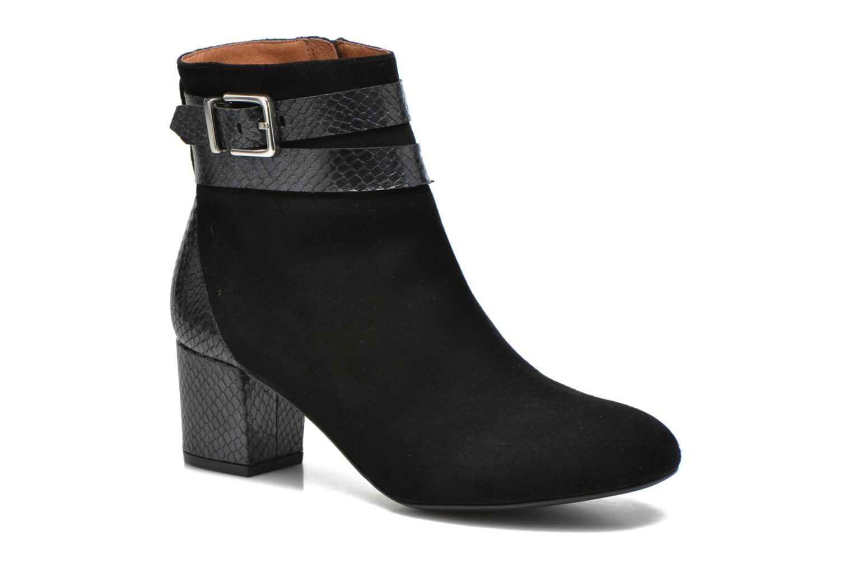 Stiefeletten & Boots Made by SARENZA See Ya Topanga #11 schwarz ansicht von rechts