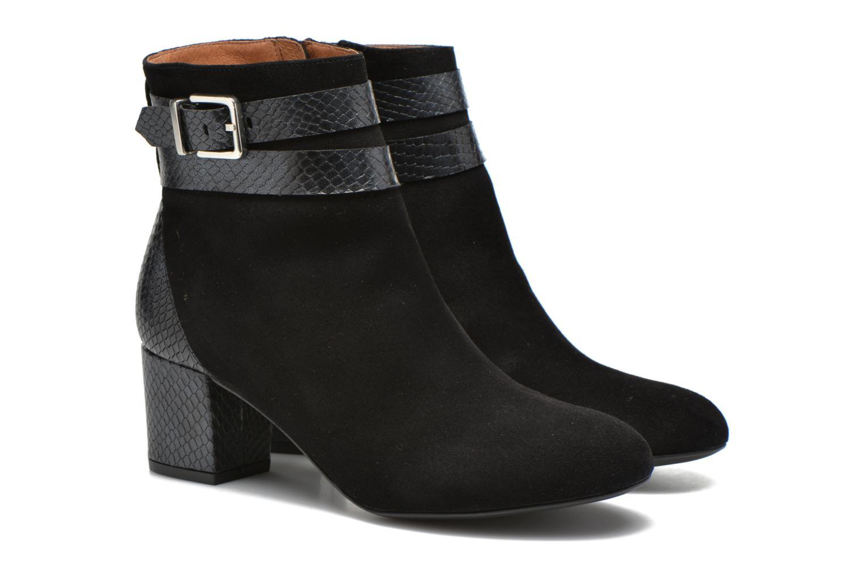 Stiefeletten & Boots Made by SARENZA See Ya Topanga #11 schwarz ansicht von hinten