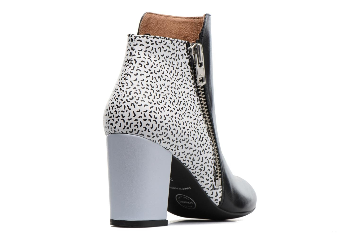 Ankle boots Made by SARENZA Winter Ski #1 Multicolor front view