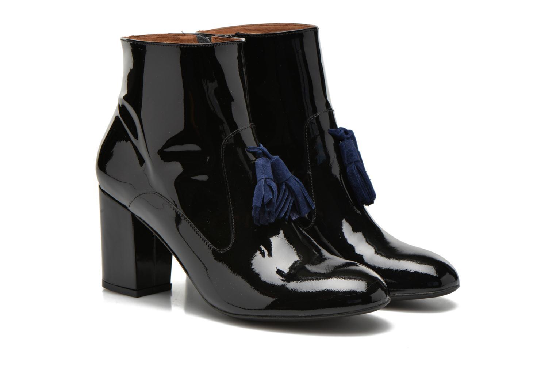 Bottines et boots Made by SARENZA Winter Freak #5 Noir vue derrière