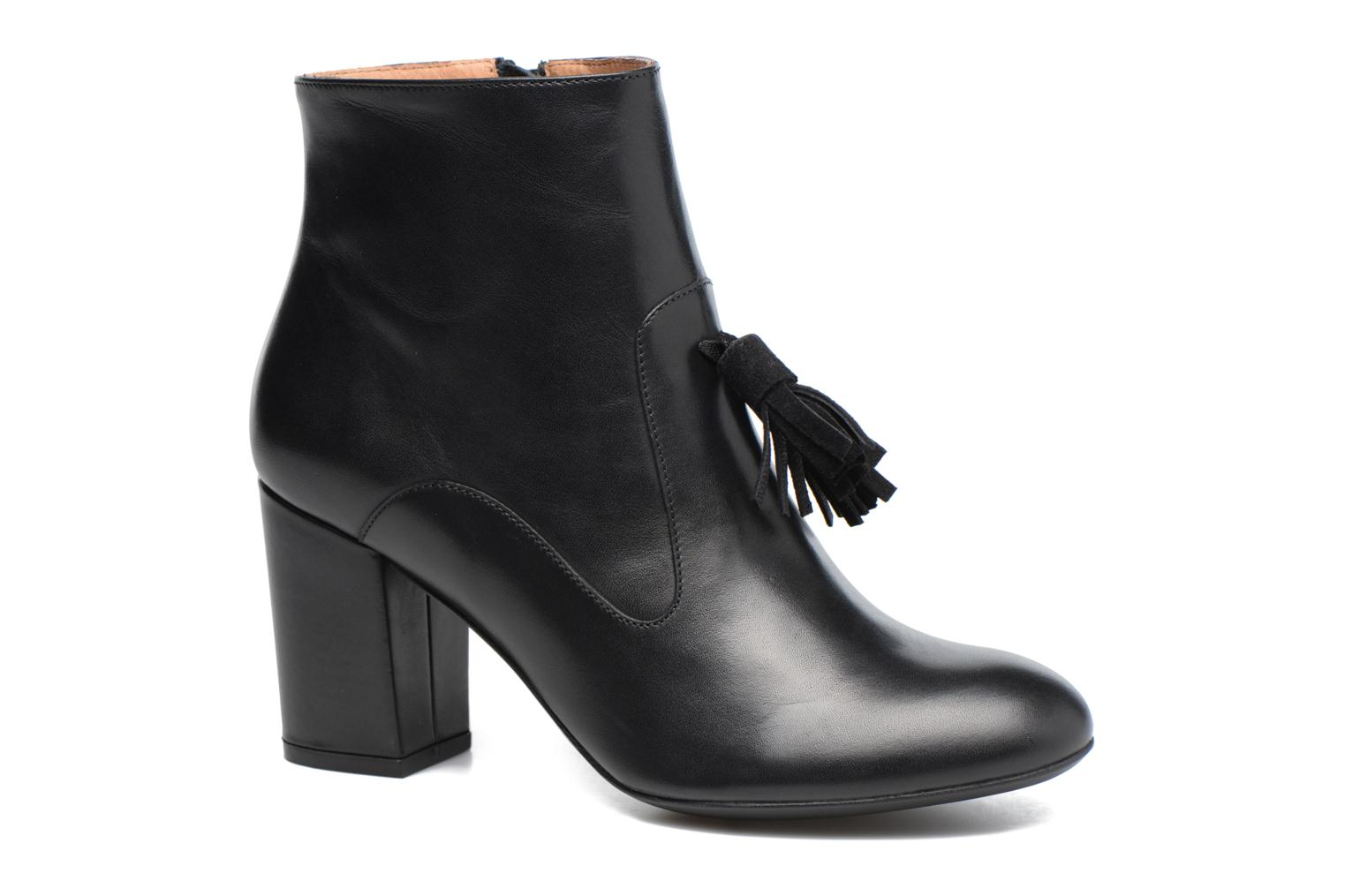 Ankle boots Made by SARENZA Winter Freak #5 Black view from the right