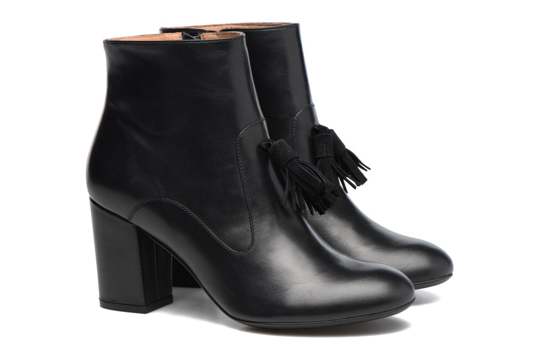 Boots en enkellaarsjes Made by SARENZA Winter Freak #5 Zwart achterkant