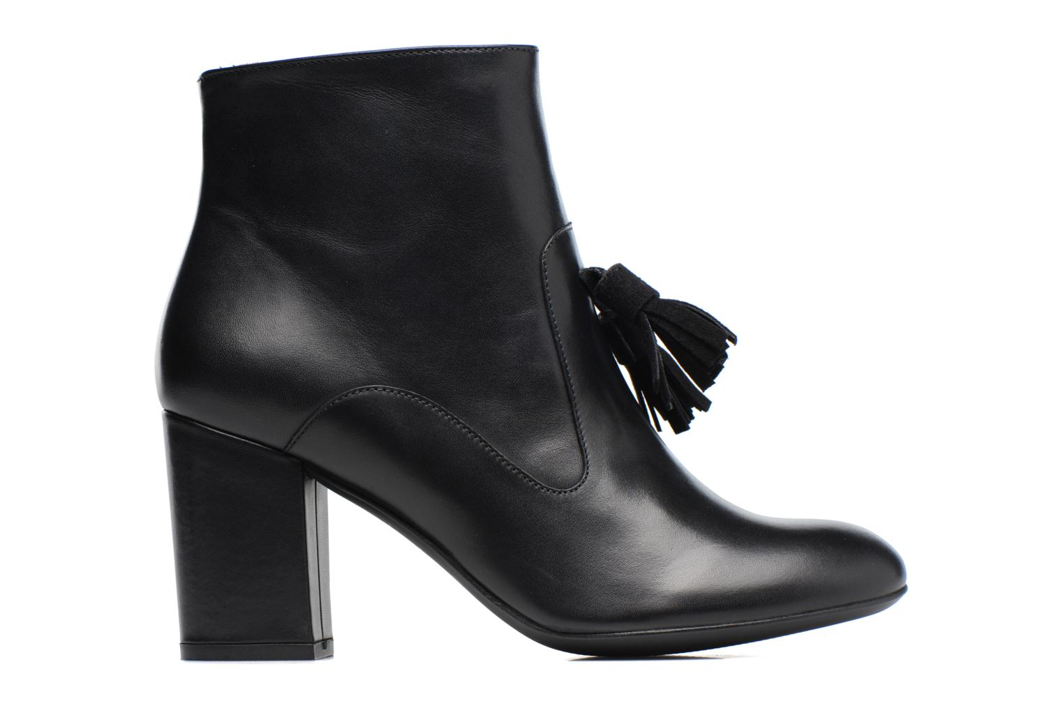 Ankle boots Made by SARENZA Winter Freak #5 Black detailed view/ Pair view