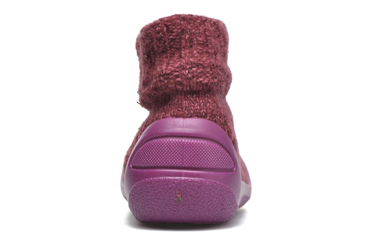 Slippers Bopy Atrico Pink view from the right