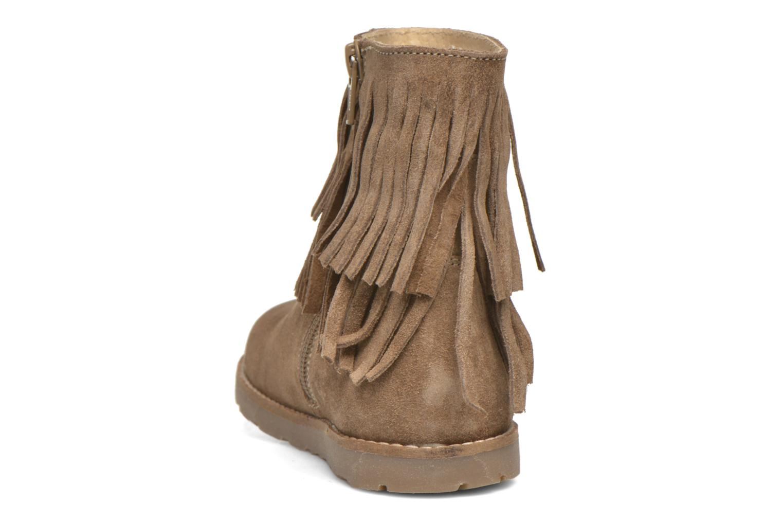 Bottines et boots Bopy Haro Marron vue droite