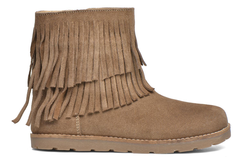 Bottines et boots Bopy Haro Marron vue derrière