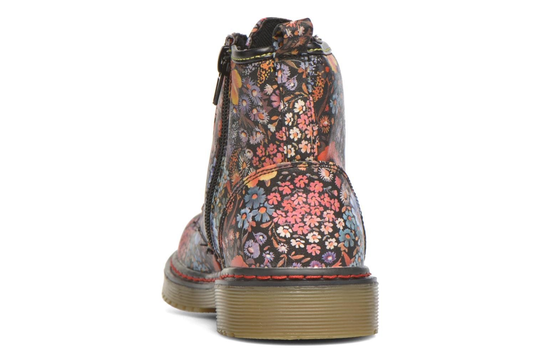 Stiefeletten & Boots Bopy Nupla mehrfarbig ansicht von rechts