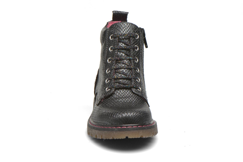 Boots en enkellaarsjes Bopy Saboa Zwart model