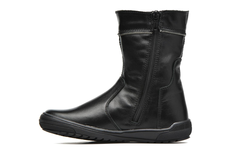 Stiefel Bopy Saraba schwarz ansicht von vorne