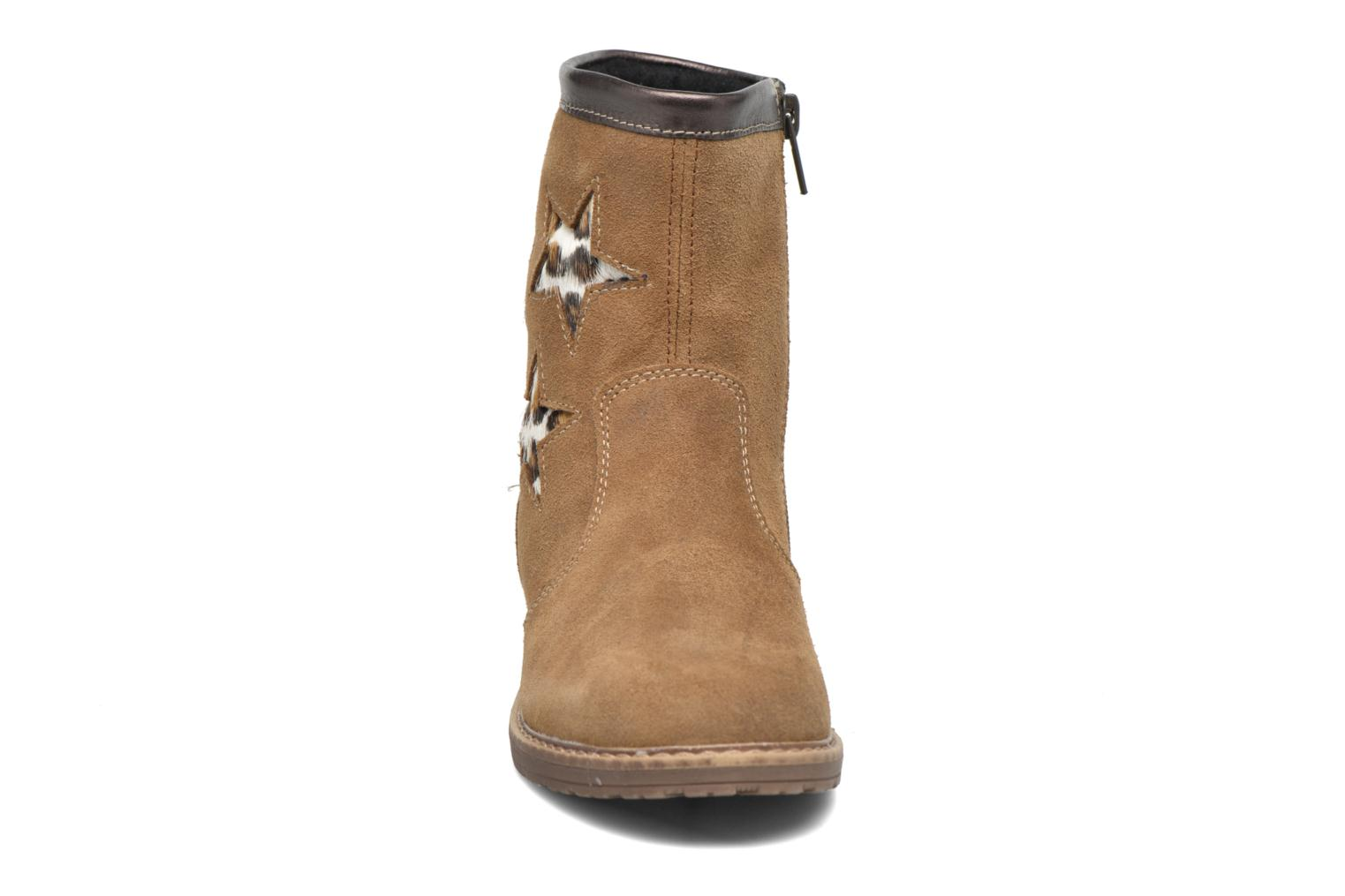 Boots & wellies Bopy Scala Brown model view