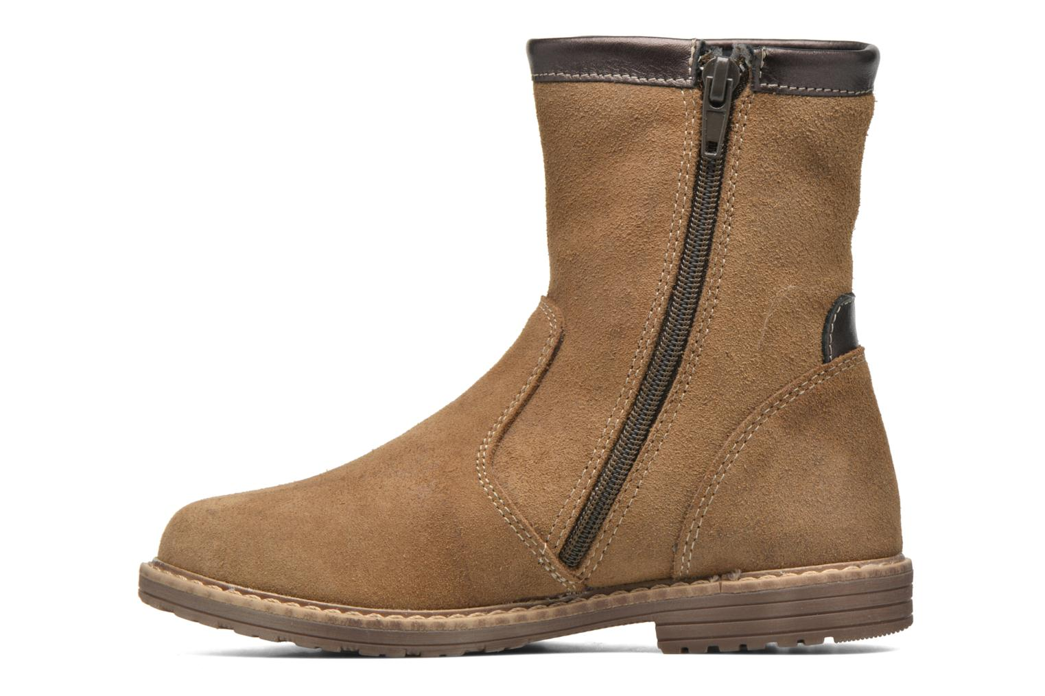 Boots & wellies Bopy Scala Brown front view